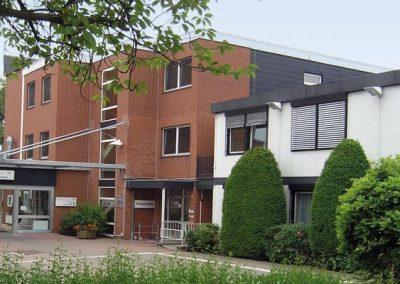 BDH – Klinik Hessisch Oldendorf – Heizungs-, Sanitär- und Lüftungsinstallationen (Bauzeit seit 2005)