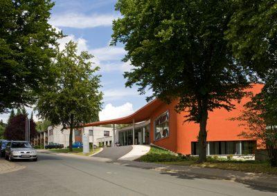 Deutsche Rentenversicherung Rehazentrum Friedrichshöhe in Bad Pyrmont – Heizungsinstallation (Bauzeit seit 2014)